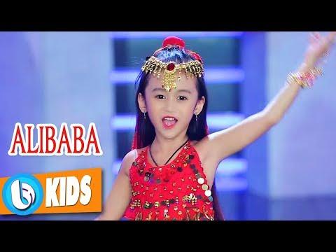 ALIBABA - Bé Tú Anh   Nhạc Thiếu Nhi [MV Official]