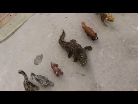 Schleich toy collection part 2