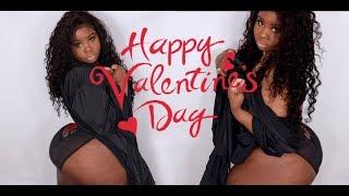 ♡ S3xy Af Valentines Day Grwm | Dsoar Hair | Savage X Fenty