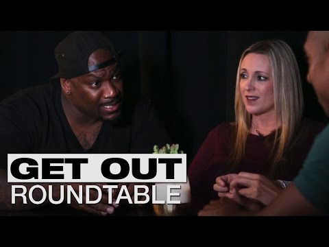 Interracial Couples Talk: Cultural Appropriation, 'Get Out' (видео)