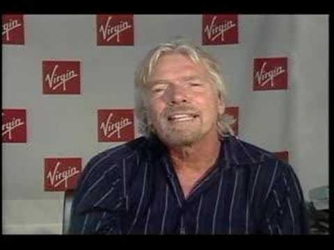Learn the business secrets of Richard Branson