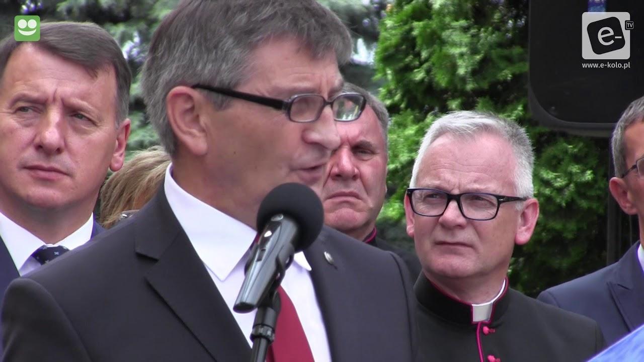 550-lecie Parlamentaryzmu.Obchody w Kole z Marszałkiem Sejmu