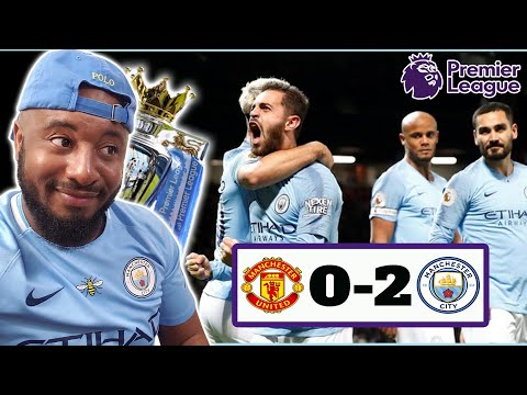 Man United 0-2 Man City | Liverpool Won't Like This Result | Manchester Derby