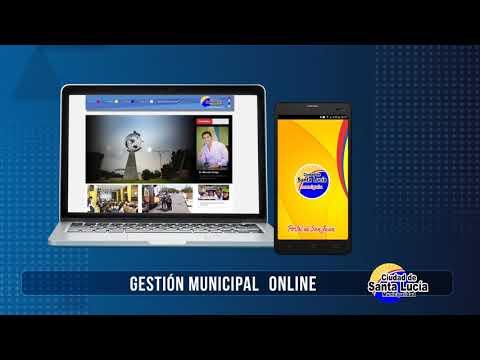 Gestión Municipal Online