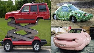 Most Unusual & Weirdest Cars Ever Made #1
