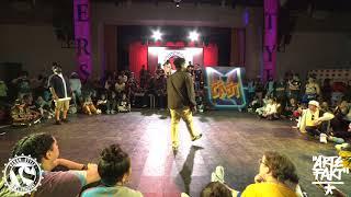 Boogie Frantick vs Megaman – Versa-Style's 13 Year Anniversary Festiva 2018 Popping Finals