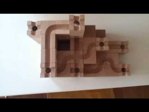 Деревянный конструктор CUBORO Basis