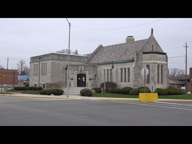 Rushville  Public  Library