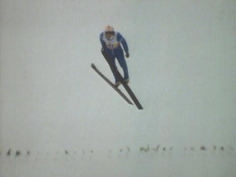 Matti Nykänen Wins Every Ski Jump Gold - Calgary 1988 Winter Olympics tekijä: Olympic