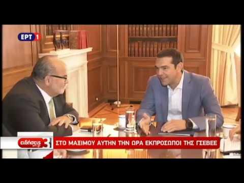 Αλ. Τσίπρας: Το μεγάλο θέμα είναι να συγκλίνουν οι θετικοί δείκτες με την πραγματική κατάσταση