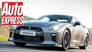 Nissan GT-R review: is Godzilla tame enough to drive every day? by Auto Express