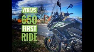 8. 2018 Kawasaki Versys 650 Review