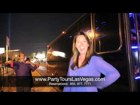 Bachelor Party Las Vegas; Party Tours Las Vegas