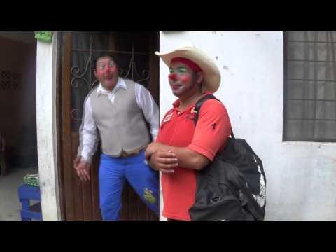 Los Tigres del Norte - Pedro y Pablo  (parodia los carnalitos clown)