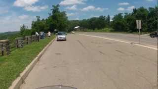 Towanda (PA) United States  city images : My 2010 Kawasaki Vulcan 1700 Voyager - Ride From Wyalusing, PA to Towanda, PA