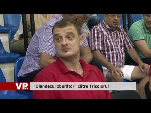 """""""Olandezul zburător"""" către Tricolorul"""