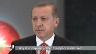 President Erdogan defends Turkey's right to protect borders