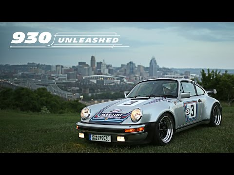 This Porsche 930 Has Been Unleashed (видео)