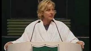 Video Ellen DeGeneres at Tulane's 2006 Commencement MP3, 3GP, MP4, WEBM, AVI, FLV September 2018