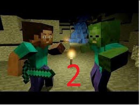 Minecraft il film - L'isola di Herobrine - Episodio 2