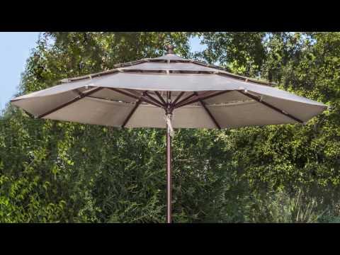 Proshade 11ft Aluminum Umbrella Video Instruction