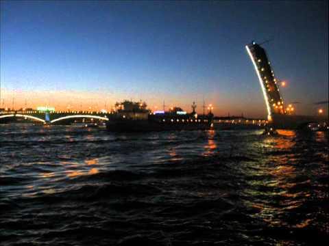 Saint Petersburg, Russia    White Nights