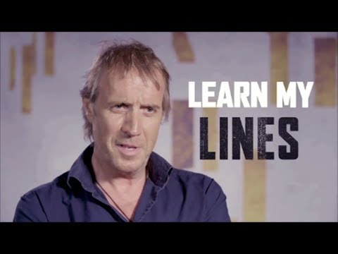 Berlin Station - How do you unwind after a Hard Day at the CIA? (Rhys Ifans) Hector DeJean