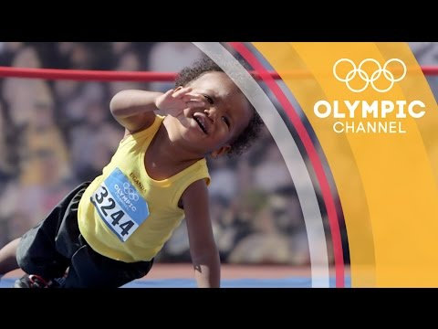 If Cute Babies Competed in the Olympic Games | Olympic Channel (видео)