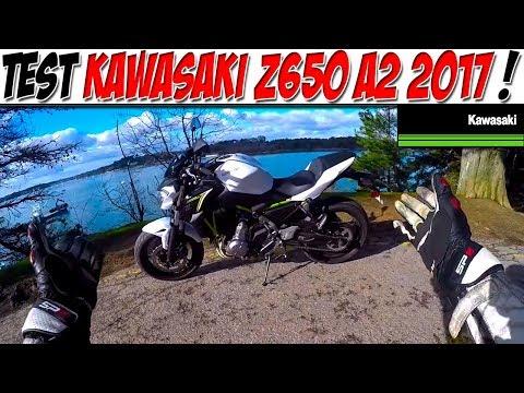 KAWASAKI Z 650 (47.5CV) A2