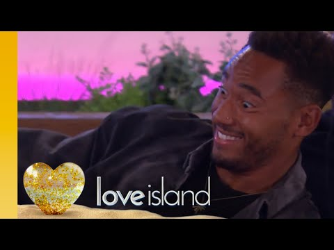 The Girls Get Hearts Racing | Love Island 2018