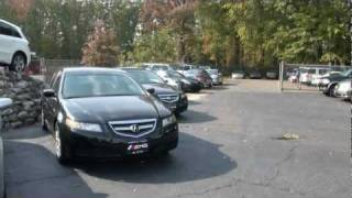 2008 Acura TL Sedan Automotive Review