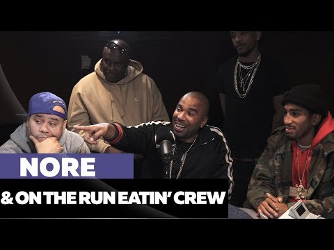 N.O.R.E. Shares A Crazy Jeezy Story + Explains Why Snoop Dogg Is Hip Hop's Most Popular Rapper