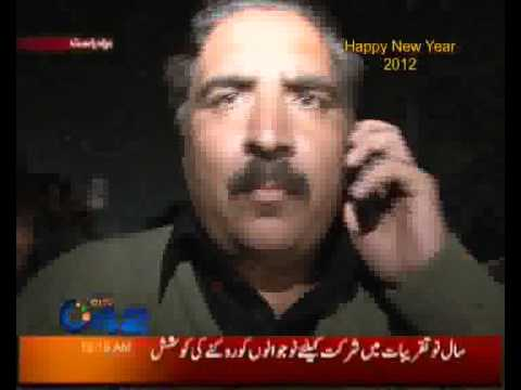 Reporter Asad Sahi Punches A Boy Live On Tv