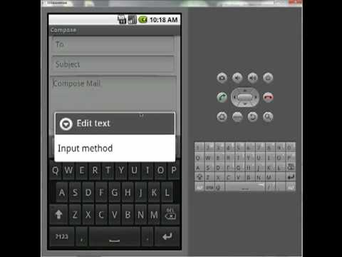 Video of Auto Text Keyboard