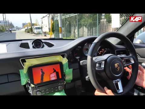 Porsche PCM 4.0 TV FREE (2016 Model)