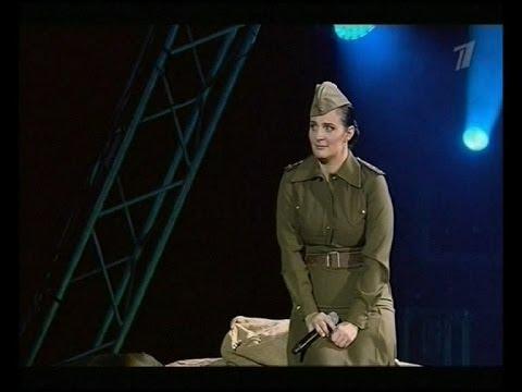 """Елена Ваенга концерт """"Песни военных лет"""" 08.05.2014г."""