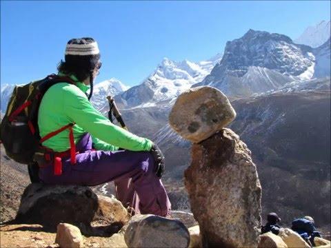 Jiri to Everest Base Camp Trek in 2015 Canadian Group