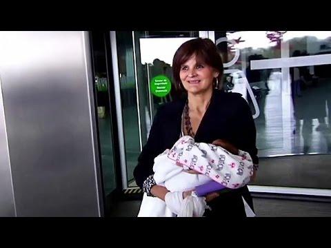 Ισπανία: Έγινε μητέρα στα 62 της χρόνια