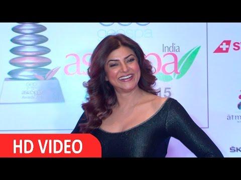 Sushmita Sen At Asiaspa Award 2015