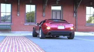 2009 Pontiac Solstice GXP Coupe Review