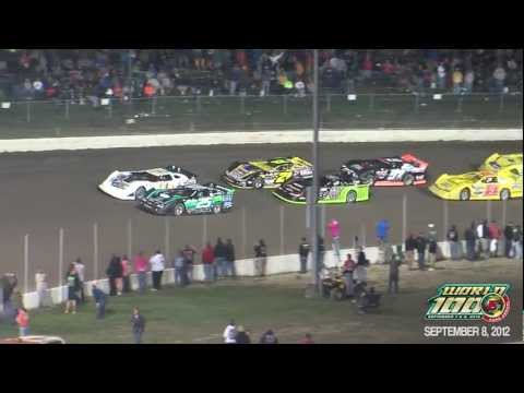 speedway - Feature highlights from the 42nd annual World 100 at Eldora Speedway, where Brian Birkhofer picked up his second globed trophy by beating Scott Bloomquist to...