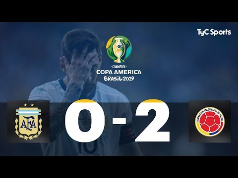 Highlights Argentina vs. Colombia | #CopaAméricaEnTyCSports