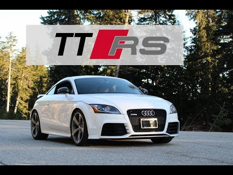 2013 Audi TTRS - The Baby Supercar (Review)
