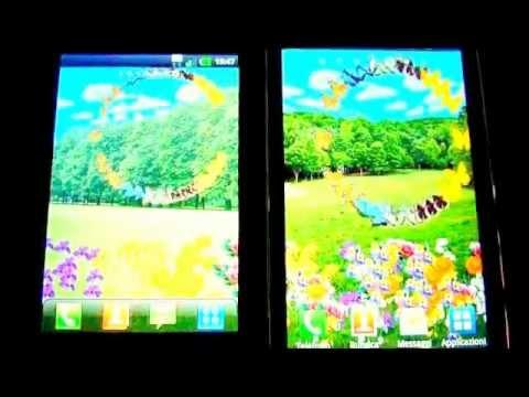 season zen hd live wallpaper free download