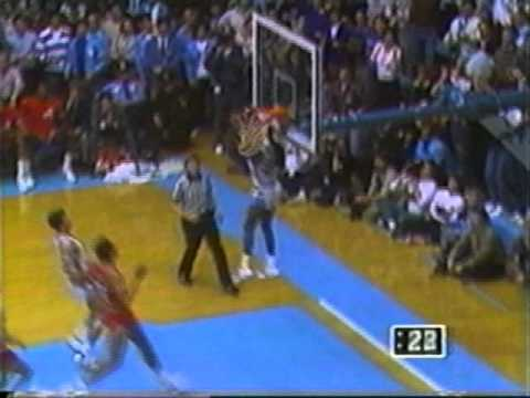 UNC Basketball Intro