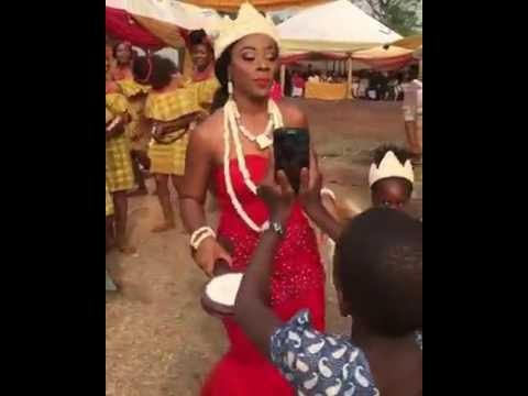 Igba nkwu Nwanyi (Mariage)  in IBO Land Nigeria
