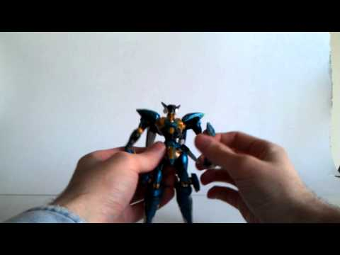 Jehuty - Revoltech Jehuty Anubis Ver. by Kaiyodo See the full written review at http://www.collectiondx.com/toy_review/2011/revoltech_jehuty_anubis_ver.
