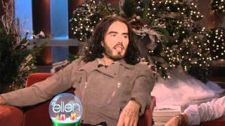 Russell Brand Talks Sophia Grace