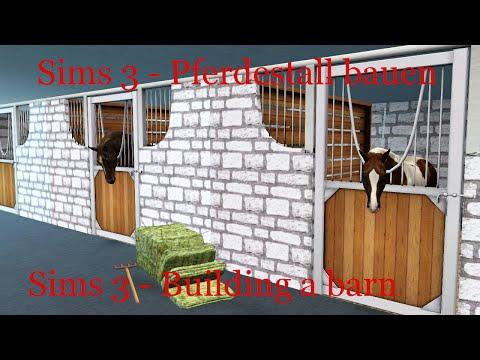 Stall Vorstellung Sims 3