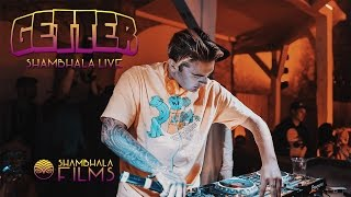 Getter @ The Pagoda Stage - FULL SET [HD] - Shambhala Live 2016 Video